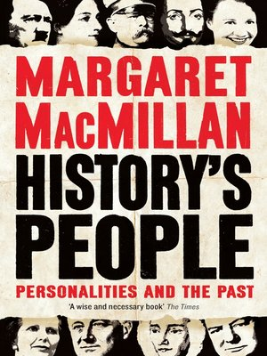 cover image of History's People