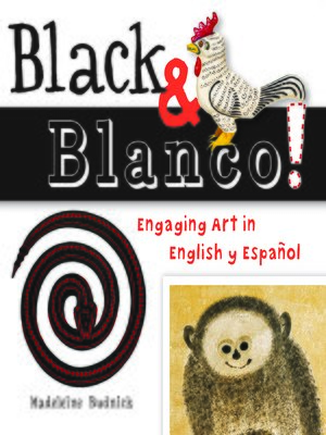 cover image of Black & Blanco!