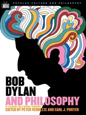 cover image of Bob Dylan and Philosophy