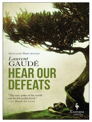 cover image of Hear Our Defeats