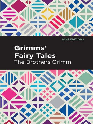 cover image of Grimms Fairy Tales