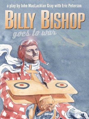 cover image of Billy Bishop Goes to War