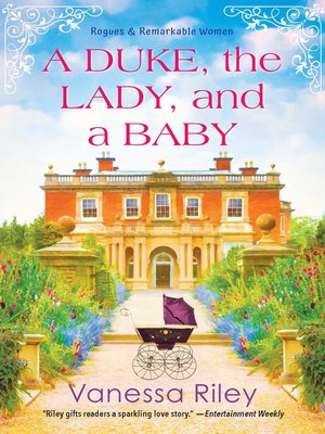cover image of A Duke, the Lady, and a Baby