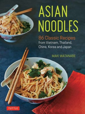 cover image of Asian Noodles
