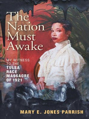 cover image of The Nation Must Awake