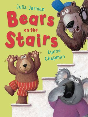 cover image of Bears on the Stairs