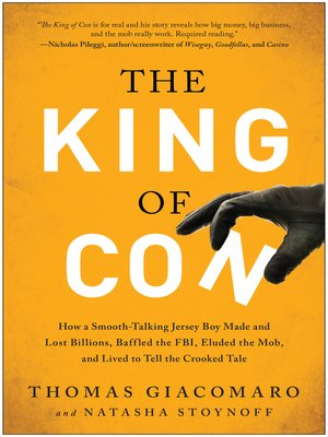 cover image of The King of Con