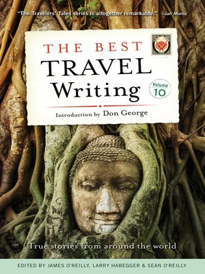 cover image of The Best Travel Writing, Volume 10