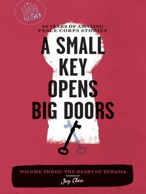 cover image of A Small Key Opens Big Doors