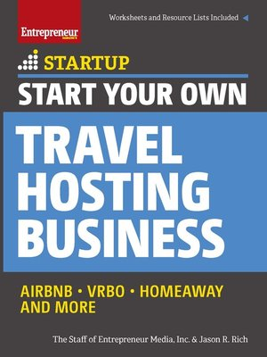 cover image of Start Your Own Travel Hosting Business