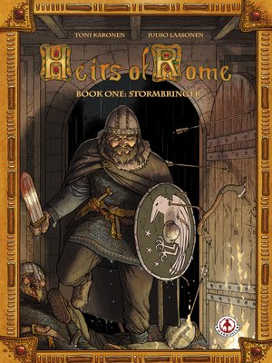 cover image of Heirs of Rome