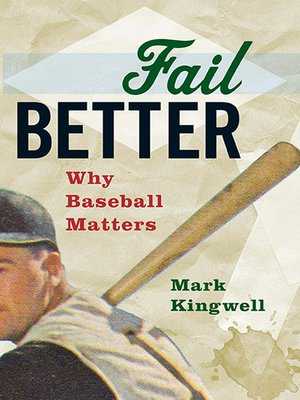cover image of Fail Better