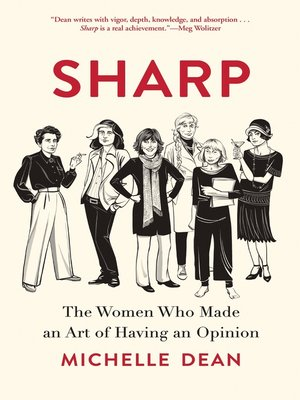 cover image of Sharp