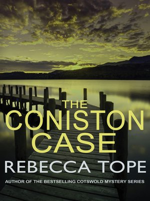 cover image of The Coniston Case
