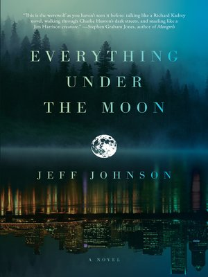 cover image of Everything Under the Moon