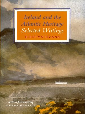 cover image of Ireland and the Atlantic Heritage