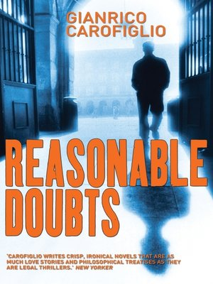 cover image of Reasonable Doubts