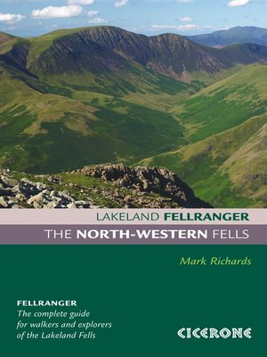 cover image of The North-Western Fells