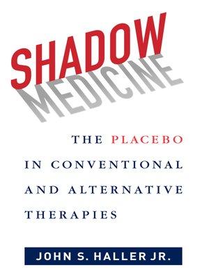 cover image of Shadow Medicine