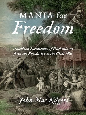 cover image of Mania for Freedom