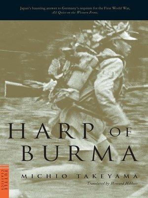 cover image of Harp of Burma