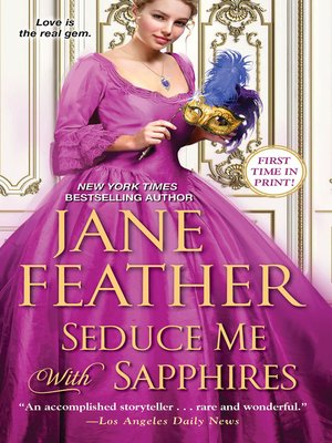cover image of Seduce Me with Sapphires