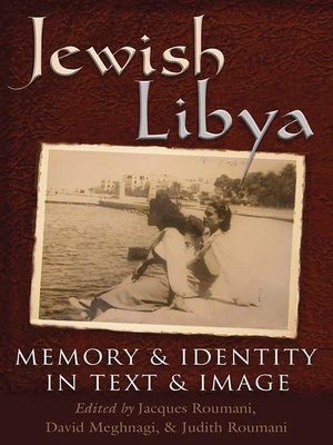 cover image of Jewish Libya
