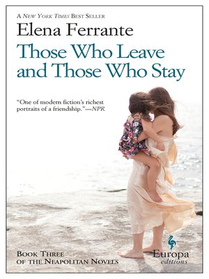 cover image of Those Who Leave and Those Who Stay