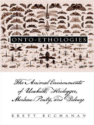 cover image of Onto-Ethologies
