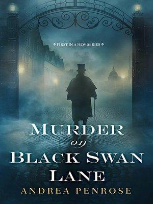 cover image of Murder on Black Swan Lane