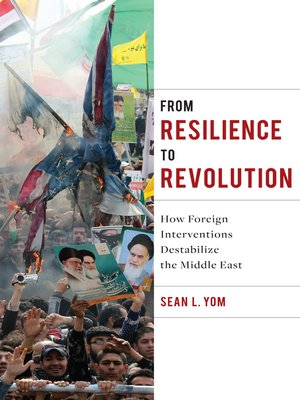 cover image of From Resilience to Revolution