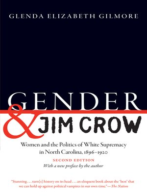cover image of Gender and Jim Crow