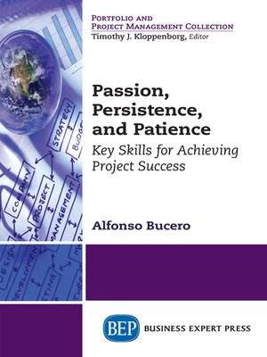 cover image of Passion, Persistence, and Patience