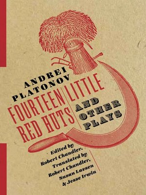cover image of Fourteen Little Red Huts and Other Plays
