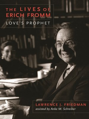 cover image of The Lives of Erich Fromm