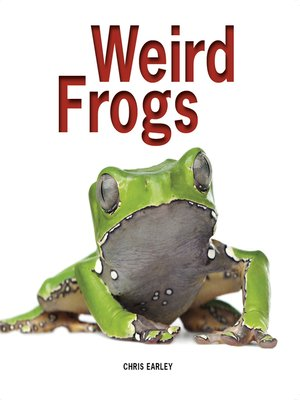 cover image of Weird Frogs