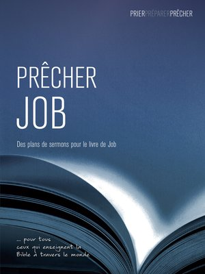 cover image of Prêcher Job