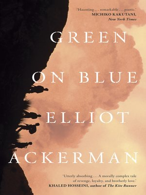 cover image of Green on Blue