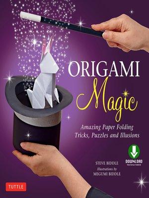 cover image of Origami Magic Ebook