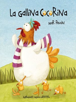 cover image of La gallina Cocorina (Clucky the Hen)