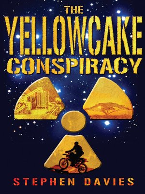 cover image of The Yellowcake Conspiracy