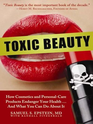 cover image of Toxic Beauty