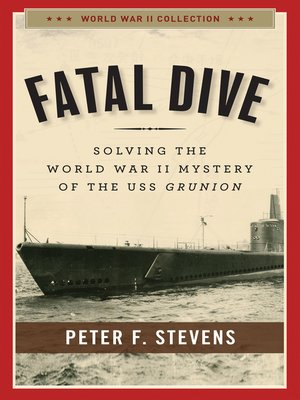 cover image of Fatal Dive