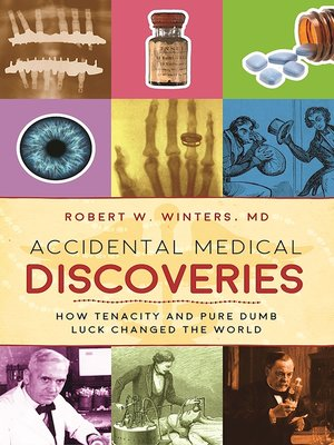 cover image of Accidental Medical Discoveries
