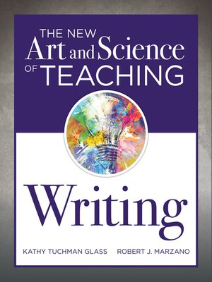 cover image of The New Art and Science of Teaching Writing