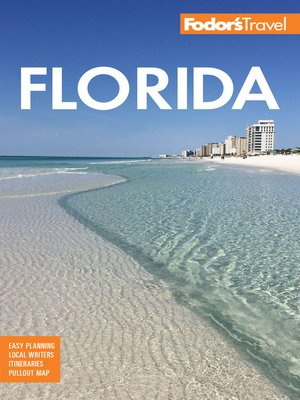 cover image of Fodor's Florida