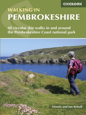 cover image of Walking in Pembrokeshire