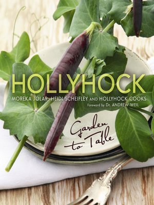 cover image of Hollyhock