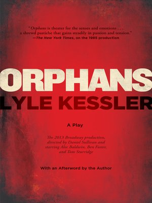 cover image of Orphans