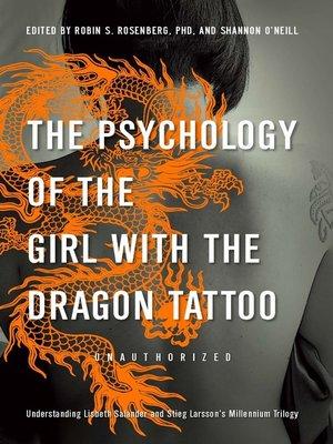 Girl With The Dragon Tattoo Epub
